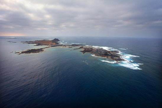 Islas Salvaje